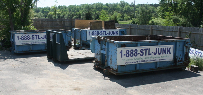 Skip's Rents Dumpsters For A Quick Clean Out