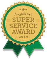 Skip's has won the 2014 Super Service Award!