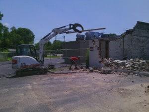 demolishing and hauling in Ferguson, MO