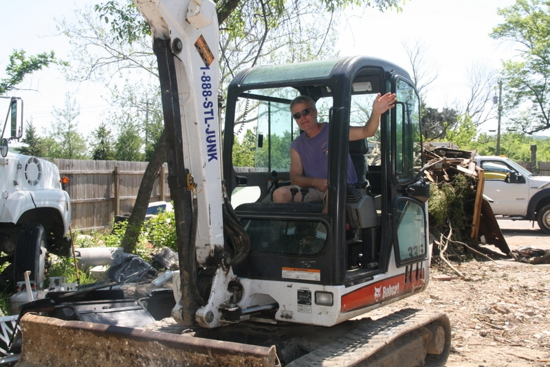 Skip's Does Excavation Work!