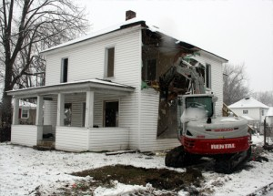 Skip's Hauling Has Excavation And Demolition Services!