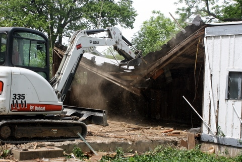 , St Louis Demolition Service