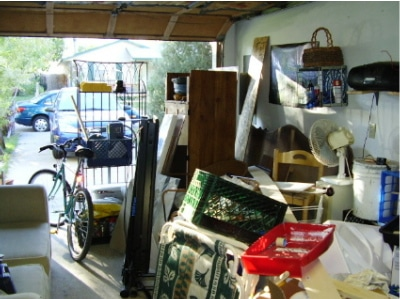 Clear Out The Garage Clutter Before The Snow Comes
